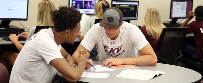 Student-Athletes Break Classroom Records